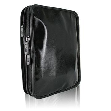 專業級雙層刷具袋(黑),專業雙層袋,收納,刷具,刷具袋,化妝包