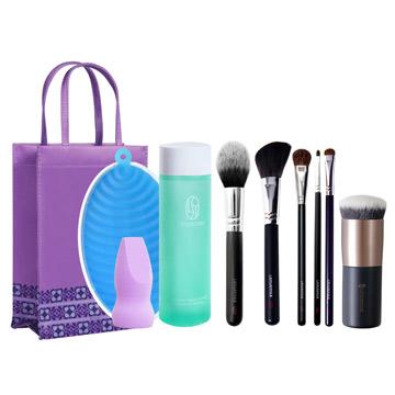 完妝【打底強調-II】10件組(紫),LSY,林三益,LAMSAMYICK,彩妝,美妝