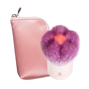 花型刷.紫(小)-另贈收納袋,LSY,林三益,花,花型刷,蜜粉刷