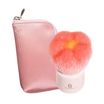 ●花型刷.粉(小)-另贈收納袋,LSY,林三益,花,花型刷,蜜粉刷