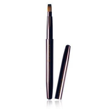 攜帶型唇刷(平口)-金檳,口紅,霧面唇彩,亮面唇彩,厚唇,唇型