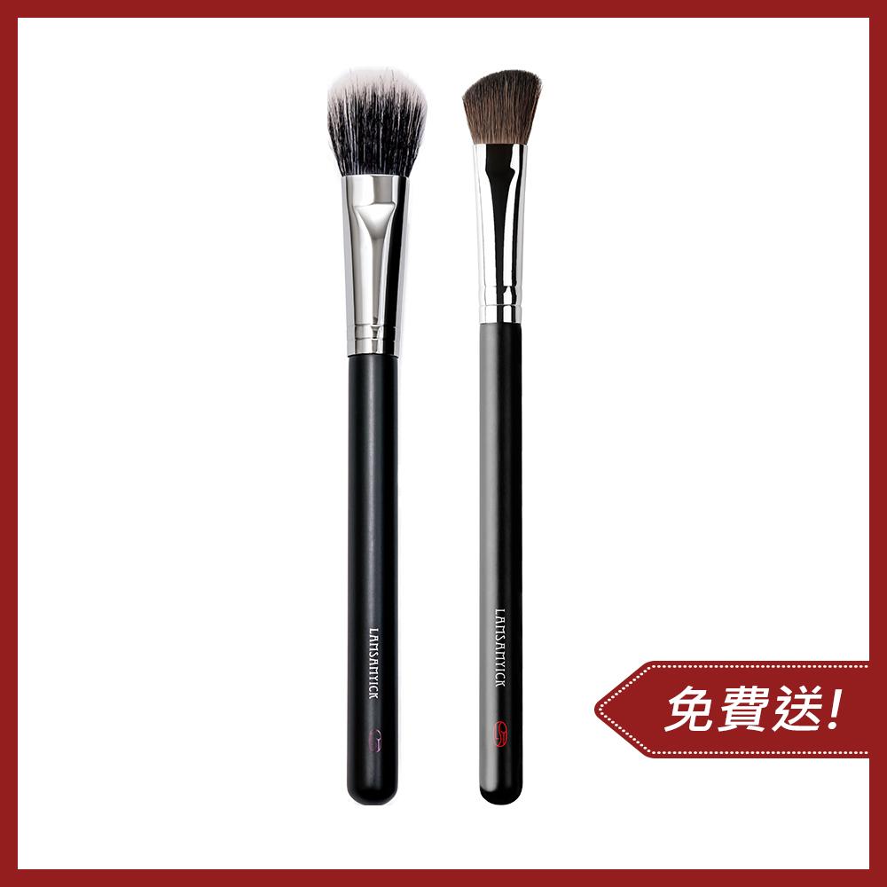 修容鼻影1+1組,LSY,LAMSAMYICK,林三益,彩妝,彩妝刷